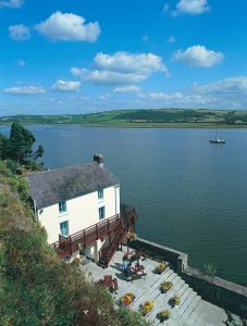 Dylan Thomas' Boathouse Laugharne