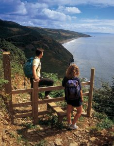 Wales Coast Path, Carmarthenshire
