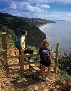 Wales Coast Path, Carmarthenshire